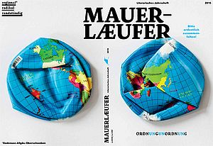 Cover Mauerläufer 2015